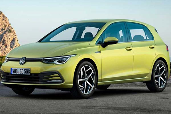 2020 Volkswagen Golf 8